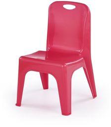Halmar DUMBO krzesło dla dzieci czerwony