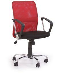Halmar TONY fotel pracowniczy czerwony