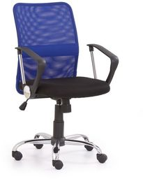 Halmar TONY fotel pracowniczy niebieski