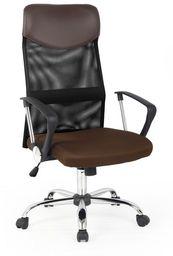 Halmar VIRE fotel pracowniczy brązowy