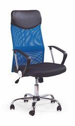 Halmar VIRE fotel pracowniczy niebieski