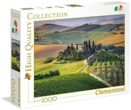 Clementoni Puzzle 1000el Italian Collection Toscana