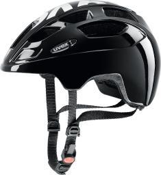 UVEX Kask rowerowy dziecięcy Finale junior black-white r. 51-55 cm (4148070915)