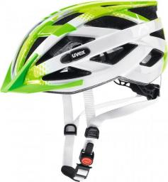 UVEX Kask rowerowy Air wing lime-white r. 52-57 cm