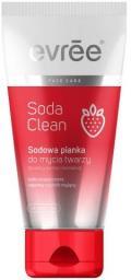 Evree Pianka do mycia twarzy Soda Clean 150ml