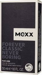 Mexx Forever Classic EDT 50ml