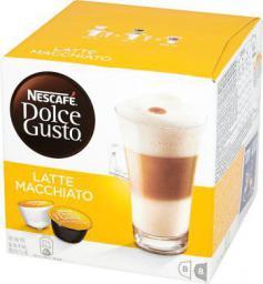 Nestle Dolce Gusto Latte Macchiato Kapsułki 8 kaw + 8 mlek