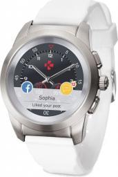 Smartwatch MyKronoz ZeTime Oryginal Regular Srebrny  (159416)