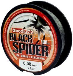 GoodFish Plecionka Black Spider 0.08mm, 100m (A-56-GF-008)