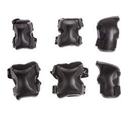 Rollerblade Ochraniacze X-Gear 3 Pack czarne r. M (67P0100100)