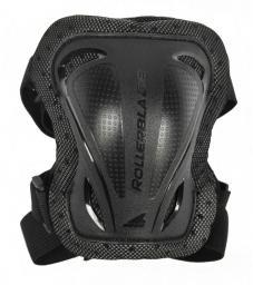 Rollerblade Ochraniacze Juniorskie Bladegear 3 pack czarne r. XXXS (06310400001)