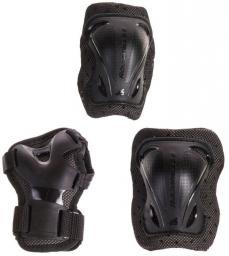 Rollerblade Ochraniacze ROLLERBLADE BLADEGEAR JR czarne r. XXS
