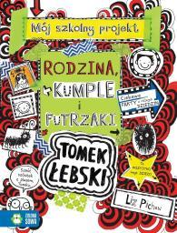 Tomek Łebski T.12 Rodzina, kumple i futrzaki