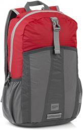 Spokey Plecak turystyczny Hidden Peak 18l czerwono-szary