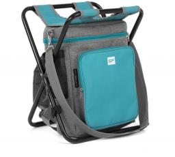 Spokey SPOKEY MATE - Krzesło składane; plecak -(9921904)