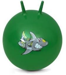 Spokey Skacząca piłka SHARKY śr. 60cm