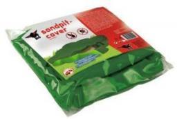 Big  Sandpit-Cover Green (800056719)