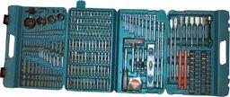 Makita zestaw akcesoriów 216-częściowy (P-44046)