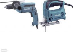 Makita Tools Set HP1641 + 4329 (DK0074)