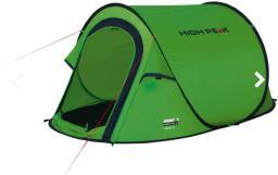 High Peak Namiot Vision 3P zielony