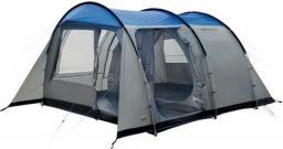 High Peak Namiot turystyczny Albany 4P szaro-niebieski (11820)