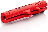 Knipex Uniwersalne narzędzia do zdejmowania izolacji 125mm(1680125SB)