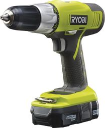 Ryobi Ryobi R18DDP-L13S cordless screw driller + bag + rechargeable battery 1.3Ah - 5133002250 - 5133002250