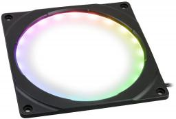 Phanteks Podświetlana ramka do wentylatora 140mm RGB (PH-FF140DRGBP_BK01)