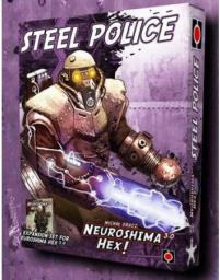 Portal Games Gra planszowa Neuroshima Hex 3.0: Steel Police