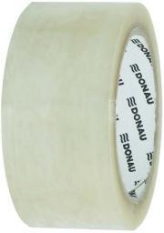 Donau Taśma pakowa SOLVENT 48MM/60M 46 mikronów transparentna (7851001PL-00)