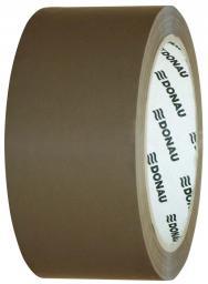 Donau Taśma pakowa Solvent 48mm 60m 46 mikronów brązowa (7851001PL-99)
