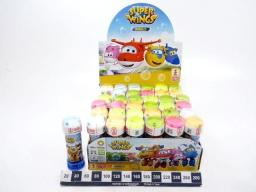 Brimarex Bańki mydlane Super Wings 60ml (5674003)