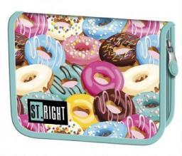 Piórnik St. Majewski Piórnik dwuklapkowy bez wyposażenia Donuts