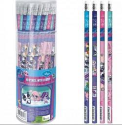 Starpak Ołówek z gumką LITTLEST PET SHOP  (313403)