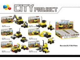 Mega Creative  Klocki Konstrukcyjne Budowa (23005)