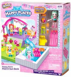 Moose Happy Places - Zestaw Happy Home - Basen  (GXP-628914)