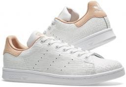 Buty damskie adidas STAN SMITH skórzane białe