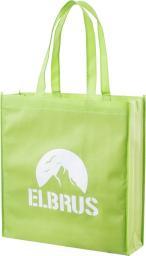 Elbrus Torba sportowa Bag Lime Green/White