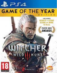 Wiedźmin 3: Dziki Gon - Edycja Gry Roku PS4