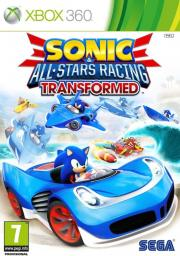 Sonic & All-Stars-Racing Transformed