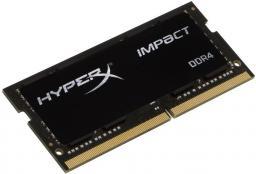 Pamięć do laptopa HyperX  HyperX Impact SODIMM DDR4,  8GB,  3200MHz,  CL20 (HX432S20IB2/8)
