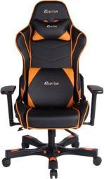 Fotel ClutchChairZ Crank Series Delta Pomarańczowy (CKD11BO)