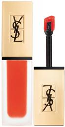 YVES SAINT LAURENT Tatouage Couture Lip Matte Stain matowa pomadka w plynie 17 Unconventional Coral 6ml