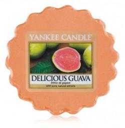 Yankee Candle Wax wosk Delicious Guava 22g