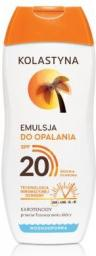 Kolastyna Emulsja do opalania SPF20 200ml