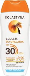 Kolastyna Emulsja do opalania SPF30 200ml