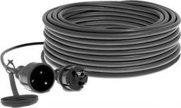 AWTools Przedłużacz 30m 3x2,5mm /IP44 16A/4000W (AW70244)