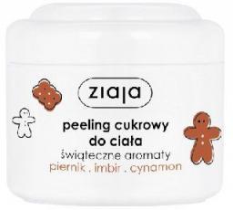 Ziaja Peeling cukrowy Piernik Imbir Cynamon 200ml