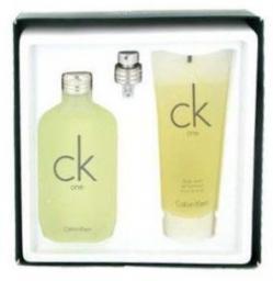 Calvin Klein  Ck One zestaw unisex