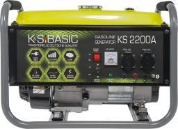 KÖNNER & SÖHNEN Generator benzynowy 2,0kW 230V (KS2200A)